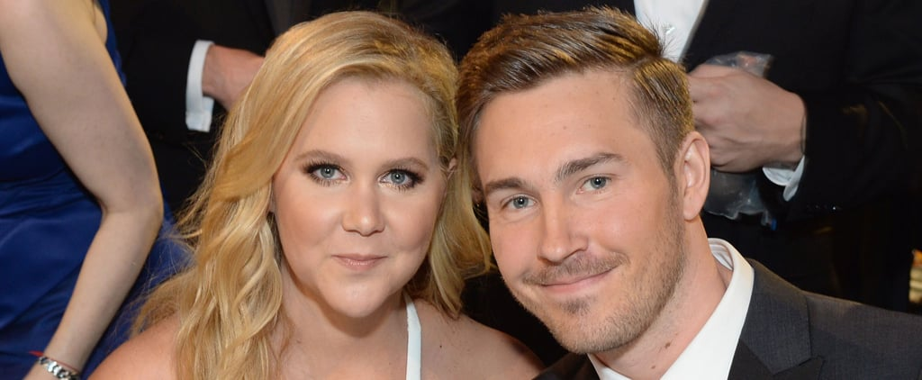 "Amy Schumer Reveals How Her Boyfriend's Mom ""Took It Too Far"" When Talking to Journalists"