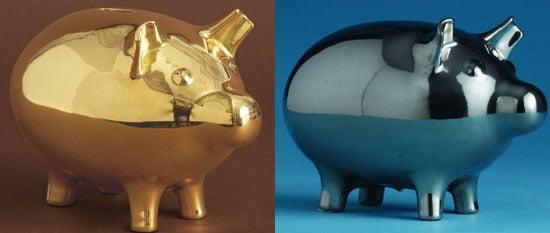 Good, Better, Best: Adult Piggy Banks