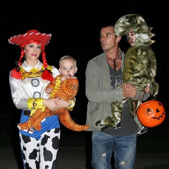 Celebrity Kids in Halloween Costumes | Pictures
