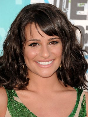 Lea Michele at 2010 Teen Choice Awards