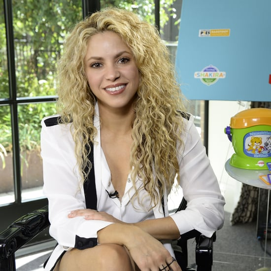Shakira on Motherhood and Grow App