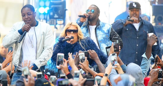 Lil' Kim, Diddy Perform Together 20 Years Later: Then and Now Photos!