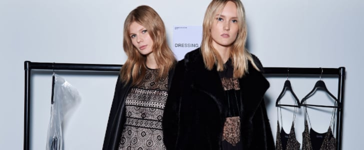 Zara Has All Your Holiday Party Dress Needs on Lock