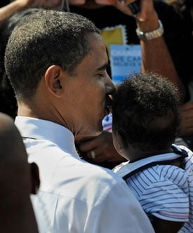 Does Obama Make You Want to Have Babies?