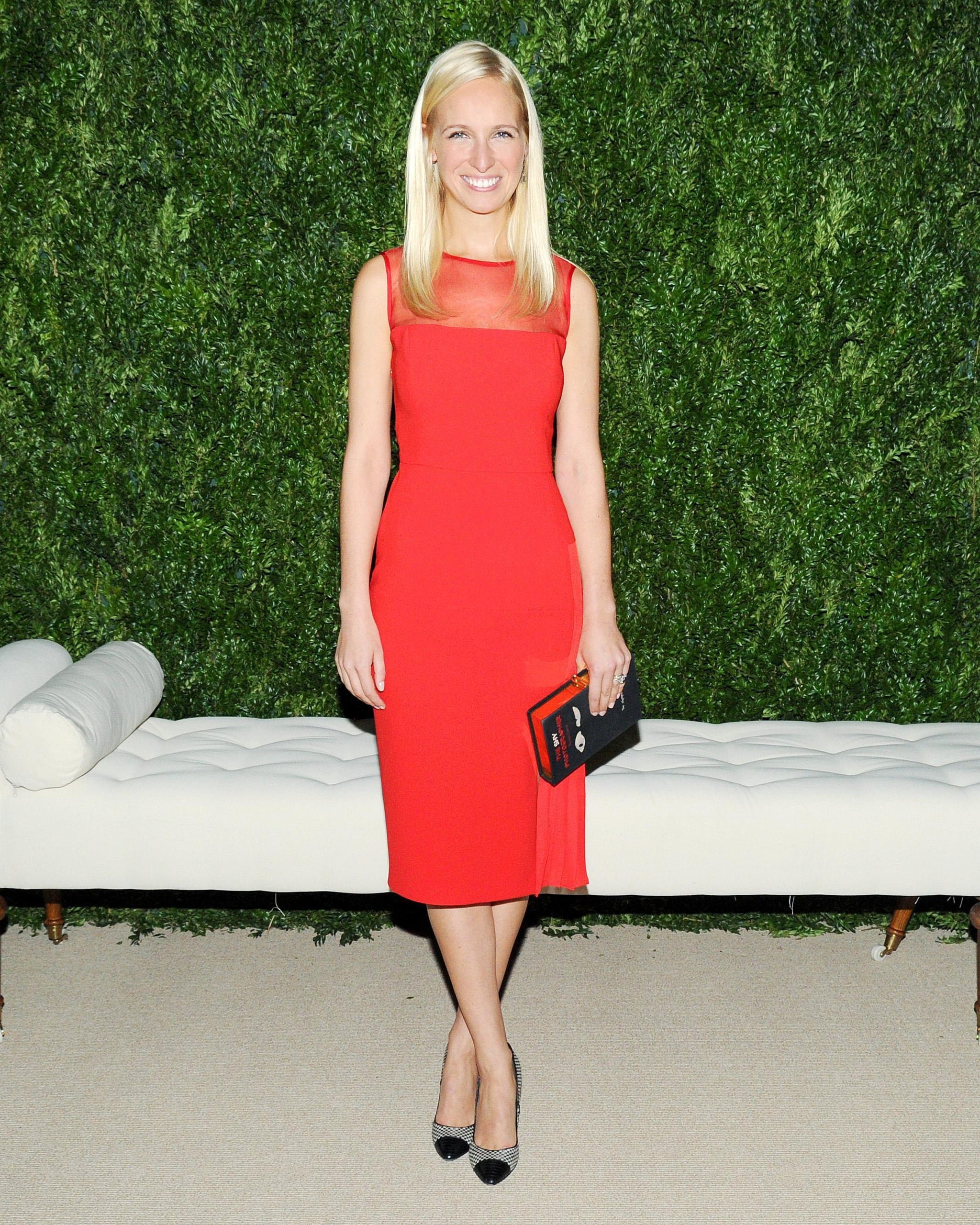 Misha Nonoo at the CFDA/Vogue Fashion Fund Awards.