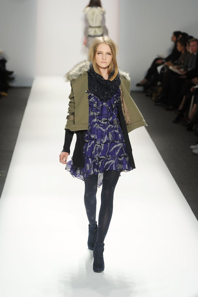New York Fashion Week: Rebecca Taylor Fall 2010