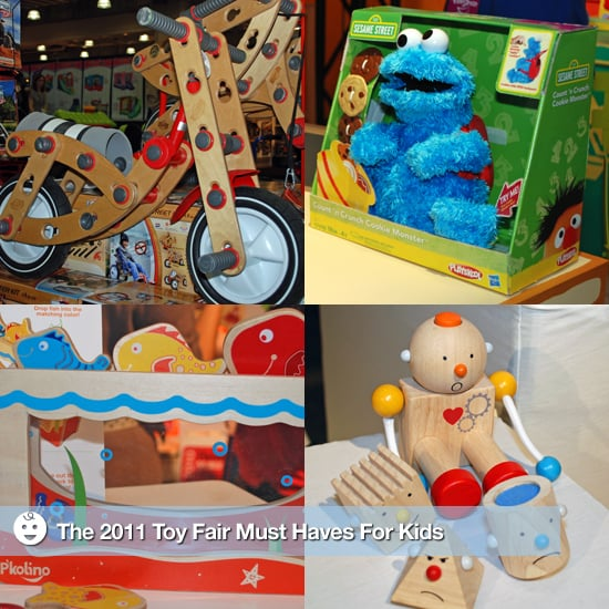 Great New Toys From Toy Fair 2011