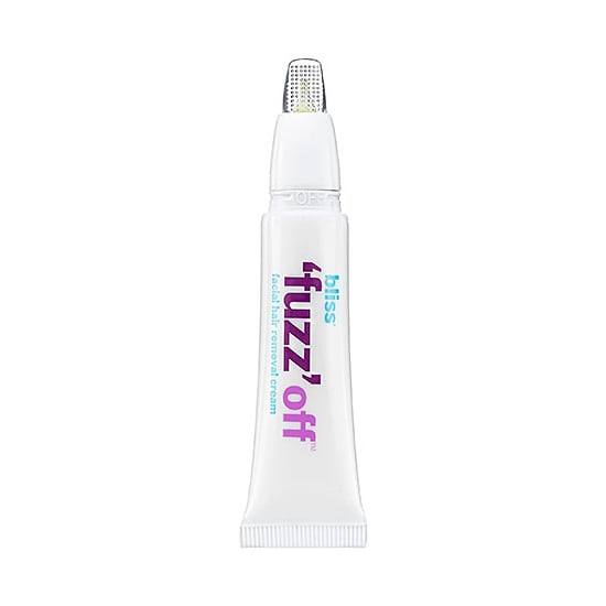 Wipe away any noticeable chin or mustache hair in less than 10 minutes with the help of Bliss Fuzz Off ($24).