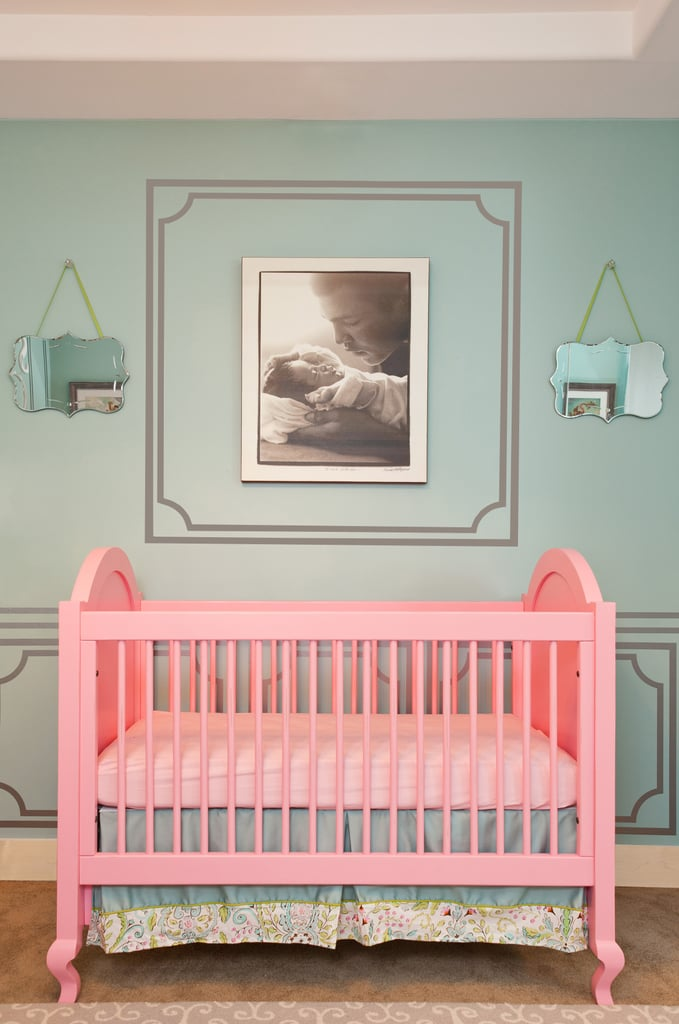 """The """"Hope"""" Crib, Changer and Toy Box"""