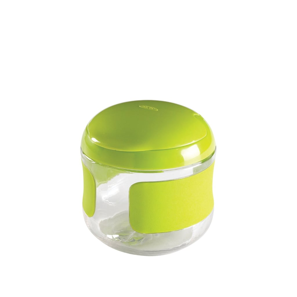 OXO Tot Flip-Top Snack Cup ($6)