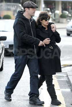 Penelope Cruz and Javier Bardem Welcome Baby 2011-01-26 13:20:48
