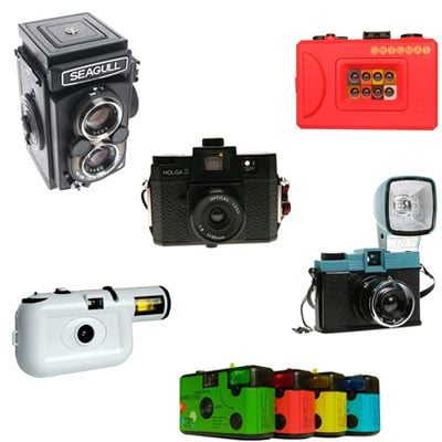 Guide to Lomography Cameras