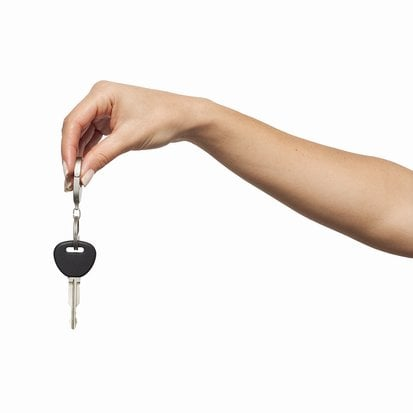 What's Your Advice For Holding Your Keys While Exercising?