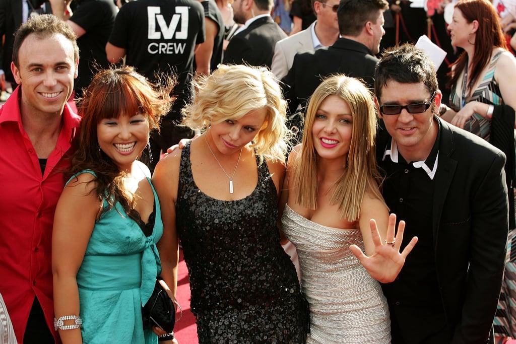 2007: Hi-5 and Natalie Bassingthwaighte