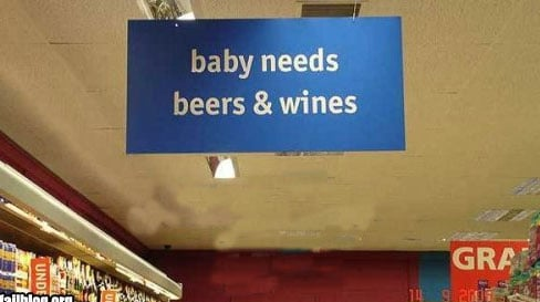 Just Because Baby Needs . . .