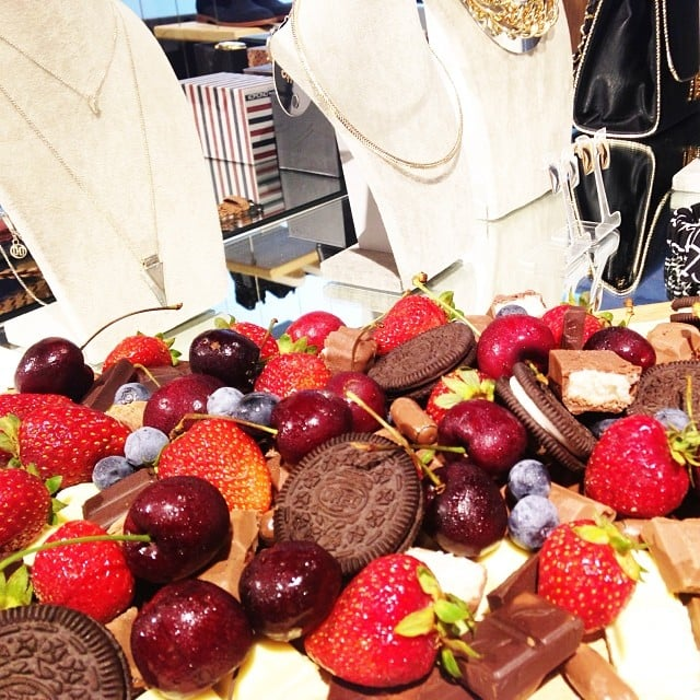 Our fashion editor Jasmine hit the Glue Store showings during the week, and this is what she was greeted with. If that's not a delicious round-up, we don't know what is.