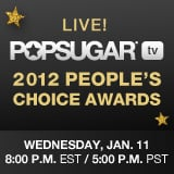 People's Choice Awards Red Carpet Live Stream 2012