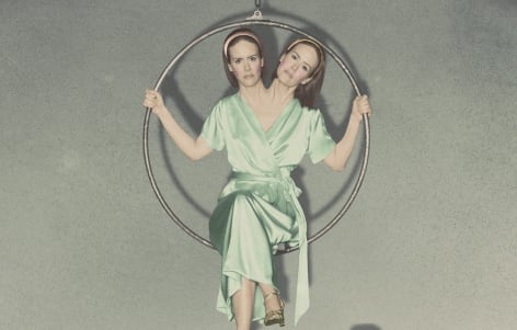 Bette and Dot Tattler, the Conjoined Twins (Sarah Paulson)