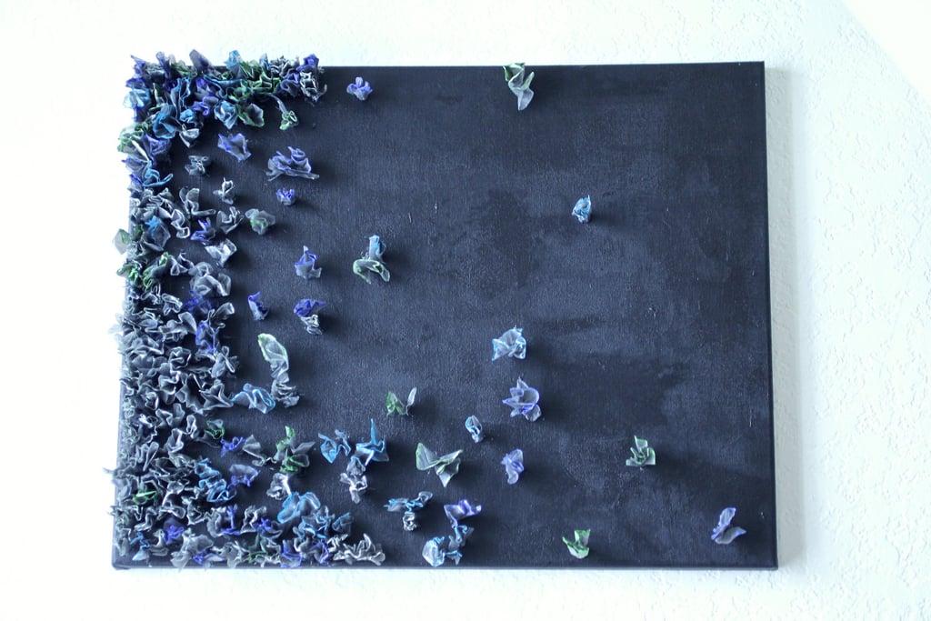 Plastic Bag Wall Art