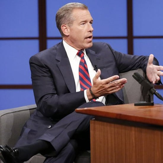 Brian Williams Talks The Bachelorette on Seth Meyers | Video