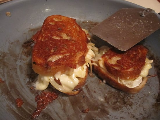 Three-Cheese Grilled Cheese Sandwich Recipe 2011-03-25 15:54:23