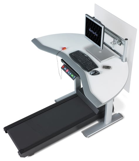 Are You Feeling It? The Treadmill Walkstation