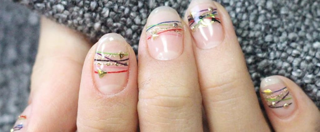 Forget Accessorizing — Choose Bracelet Nails Instead