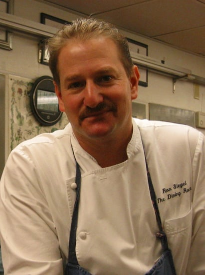 Interview With Ron Siegel, Iron Chef Winner and Executive Chef of The Dining Room at The Ritz-Carlton