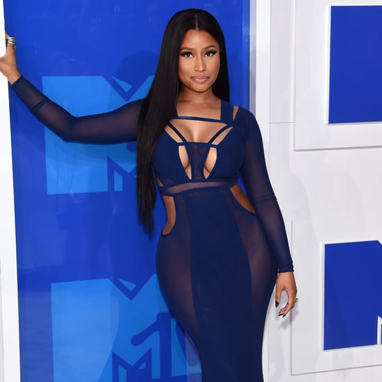 Nicki Minaj at the 2016 MTV Video Music Awards