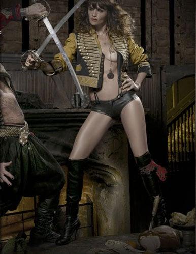 Fab Flash: Agent Provocateur Enlist Helena Christensen