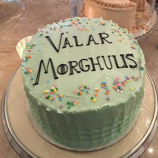Sofia Vergara's Game of Thrones Cake