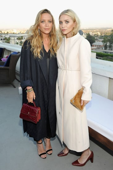 Mary-Kate and Ashley Olsen Define Each Other In a Few Words (and Dish on Those Fashion Rumors)