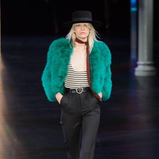 Saint Laurent Spring 2015 Show | Paris Fashion Week