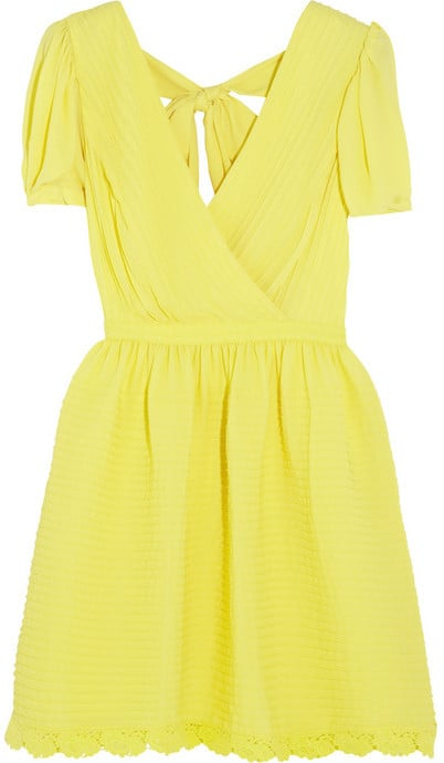 Alice by Temperley Yellow Dress