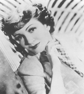 Beauty Biography of Claudette Colbert
