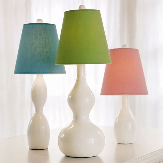 Steal of the Day: PBteen Petite Lamp Base and Shade