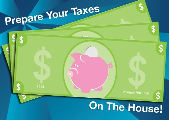 Sugar Shout Out: Win Your Tax Preparation on Savvy