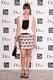 Christa B. Allen in Dior Pink and Black Bustier