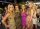 Kristin Cavallari, Whitney Port, Audrina Patridge, and Lauren Conrad celebrated the end of The Hills in LA in July 2010.