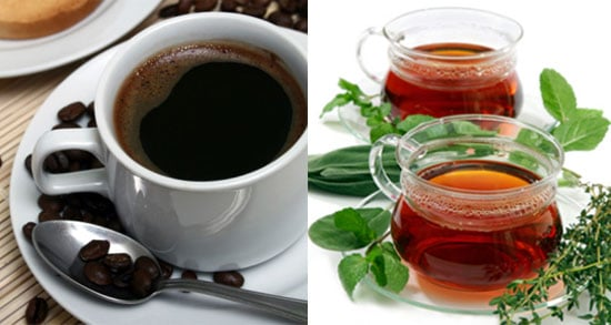 Would You Rather Drink Coffee or Tea?