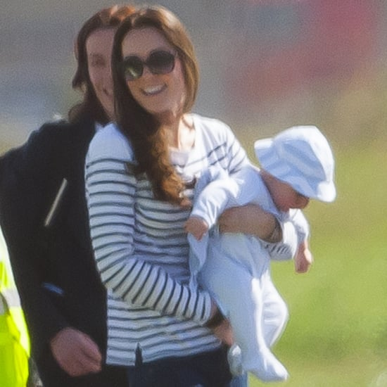 Pictures of Prince George on His First Vacation