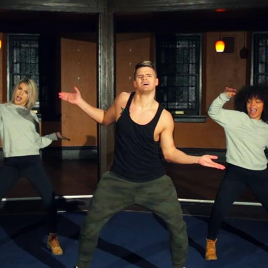"Fitness Marshall Rihanna ""Work"" Cardio Hip-Hop Video"