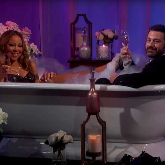Mariah Carey on Jimmy Kimmel Live June 2016