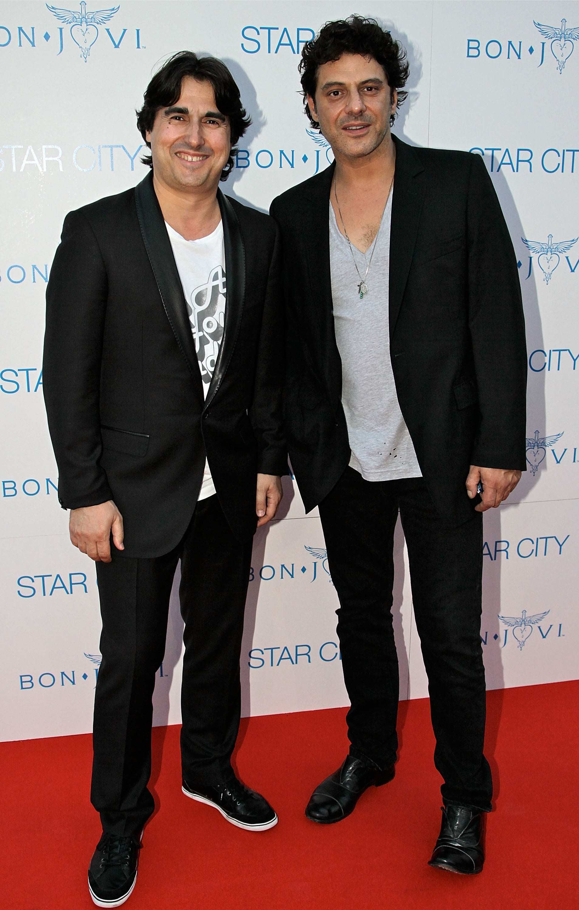 Nick Giannopoulos, Vince Colosimo