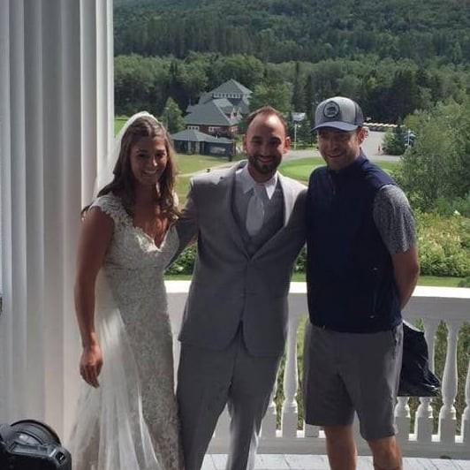 Justin Timberlake Crashing a Wedding 2016