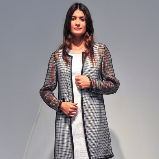 Elie Tahari Spring 2014 Runway Show   NY Fashion Week