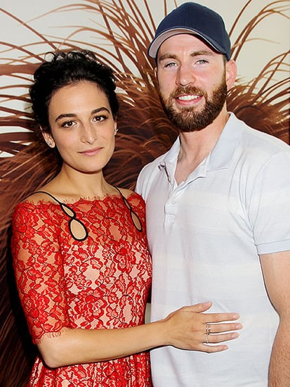 It's Official! Chris Evans and Jenny Slate Step Out for the First Time as a Couple