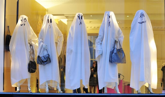 Photos of Stella McCartney's Spooky Halloween Window Display