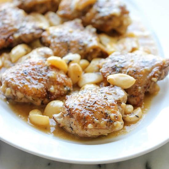 Ina Garten 40 Cloves of Garlic Chicken Recipe