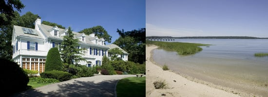 Brad and Angelina Rent Rupert Murdoch's Long Island Mansion